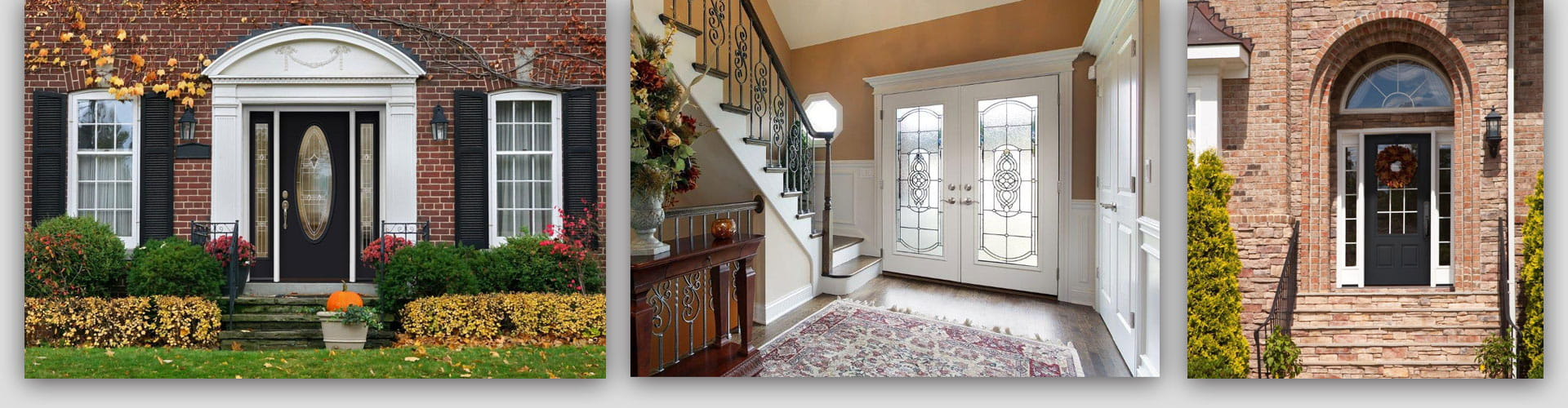 Entry Door Specialists In Central Ohio Precision Building Service